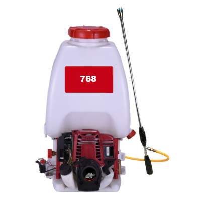 Knapsack Power Sprayer Four Stroke (GX-35 Model)