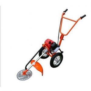 gx35 HAND PUSH brush cutter