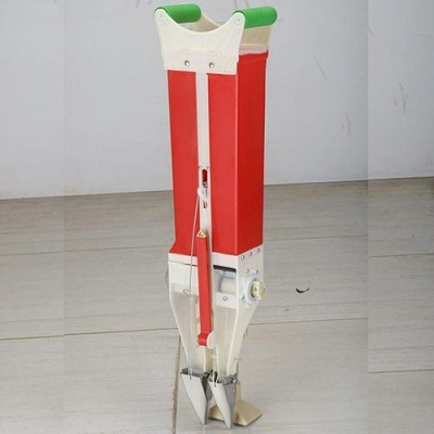 Automatic Seed Cum Fertilizer Dibbler