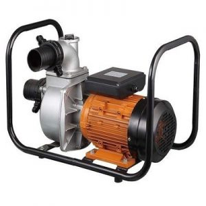 Portable Fire Fighting Pumpset 4hp 3ph/1ph