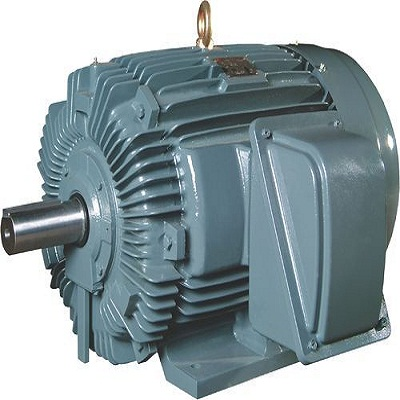 AC Induction Three Phase Motors