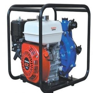 Fire Fighting Pump Powered by HONDA