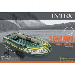 INTEX SEA HAWK 3 INFLATABLE BOAT