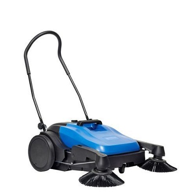 karcher type Manual Hand Push Sweeper