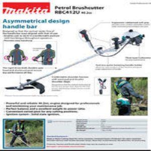 Makita Brushcutter RBC412U