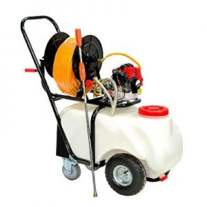 Trolley Power Sprayer With Honda Type Gx35 Engine