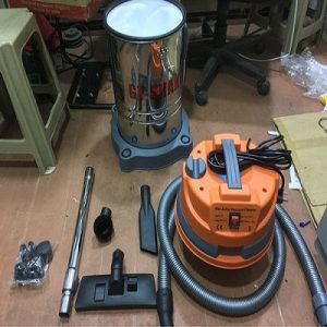 Wet And Dry Industrial Vacuum Cleaner 35L